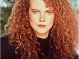 Curly Hairstyles 90s Nicole Kidman S Natural Curls Curly Hair is Beautiful