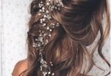Curly Hairstyles Bridesmaids 652 Best Wedding Hairstyles Images On Pinterest In 2019