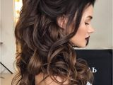 Curly Hairstyles Bridesmaids Half Up Half Down Wedding Hairstyles – 50 Stylish Ideas for Brides