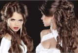 Curly Hairstyles for A Party Easy Curly Hairstyles for Summer Party