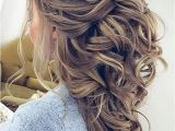 Curly Hairstyles for A Wedding Guest 36 Chic and Easy Wedding Guest Hairstyles