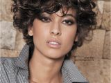 Curly Hairstyles for Full Faces Black Short Natural Curly Haircuts for Round Faces Short