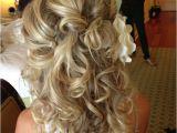 Curly Hairstyles for Medium Length Hair for Weddings Stella S Wedding Inspirations Wedding Fashion 2013