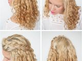 Curly Hairstyles for Picture Day 30 Curly Hairstyles In 30 Days Day 2 Hair Romance