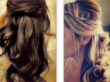 Curly Hairstyles for Prom Half Up Half Down Twist formal Half Up Half Down Hairstyles Fresh Prom Down Hairstyles for