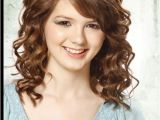 Curly Hairstyles for Tweens Curly Hairstyle Ideas for Teenage & School Girls