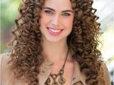 Curly Hairstyles for White Women Gorgeous Hairstyles for Girls with Really Curly Hair