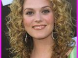 Curly Hairstyles for White Women Naturally Curly Haircuts Medium Length Livesstar