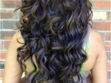 Curly Hairstyles Graduation Best Curly Hair Back View Hair Cuts Pinterest