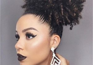 Curly Hairstyles In A Ponytail Short High Afro Ponytail Clip In Afro Kinky Curly Hair Drawstring