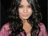 Curly Hairstyles Long Hair Round Face 20 Long Curly Hairstyles for Round Faces