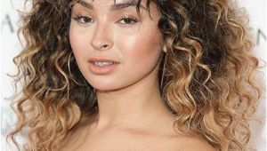 Curly Hairstyles No Bangs How to Style Curly Bangs without Looking Like A Flashdance Reject