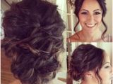 Curly Hairstyles Pulled Back 968 Best Wedding Hair Images