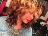 Curly Hairstyles Using A Wand Beautiful Golden Wand Curls Via Celebutonhair Black Hair