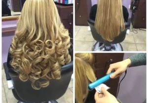 Curly Hairstyles with Flat Iron 25 Best Ideas About Flat Iron Curls On Pinterest