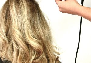 Curly Hairstyles with Flat Iron Curling with the Curve Flat Iron