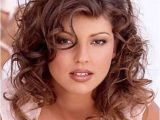 Curly Hairstyls 30 Best Curly Hair with Bangs