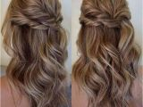 Curly Half Updo Hairstyles for Prom Curly Half Updo Hairstyles for Prom 36 Luxury Pics Prom Hairstyles
