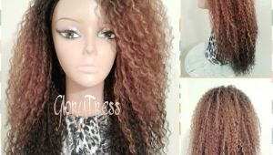 Curly Half Wig Hairstyles Hairstyles for Half Wigs