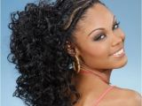 Curly Ponytail Hairstyles for Black Women 12 Best Ponytail Hairstyles for Black Women with Black Hair