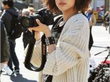 Curly Short Hair Korean Style Pin by Janessa On Beauty Pinterest