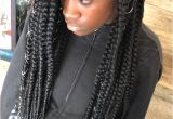 Curly Single Braids Hairstyles Jumbo Box Braids Braidsasyoulikeit
