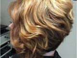 Curly Stacked Bob Haircuts 60 Fabulous Choppy Bob Hairstyles