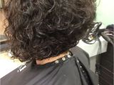 Curly Stacked Bob Haircuts Super Cute Stacked Inverted Bob Curly Hair
