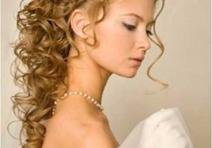 Curly Wedding Updo Hairstyles Long Hairstyles for Weddings