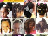 Cute 2 Braid Hairstyles 20 Cute Natural Hairstyles for Little Girls