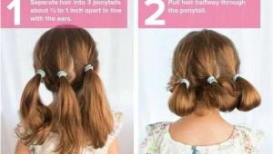 Cute 2 Bun Hairstyles 18 Beautiful Cute Hairstyles for A Ponytail