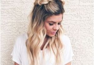 Cute 2 Bun Hairstyles 339 Best top Knots Updos Images