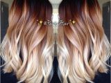 Cute 2 tone Hairstyles 2 tone Hair Color Best Hairstyle Ideas