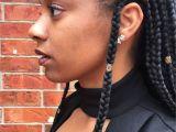 Cute 4c Protective Hairstyles Natural Hair Protective Style 4c 3b Fulani Braids