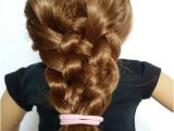 Cute and Easy American Girl Doll Hairstyles American Girl Doll Hairstyles Round Up Life is Sweeter