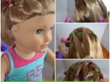 Cute and Easy American Girl Doll Hairstyles Easy Easter Hair Do for Dolls