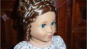 Cute and Easy Hairstyles for American Girl Dolls Sunday Showcase February 3
