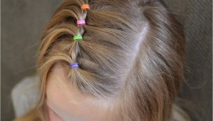 Cute and Easy Hairstyles for Little Girls Super Cute and Easy toddler Hairstyle