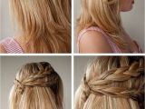 Cute and Easy Hairstyles for School for Medium Length Hair Medium Length Hair Hairstyles for School Hairstyles Wiki