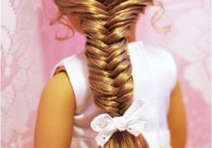 Cute and Easy Hairstyles for Your American Girl Doll American Girl Hairstyles On Pinterest