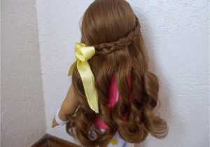 Cute and Easy Hairstyles for Your American Girl Doll Cute American Girl Doll Hairstyles Trends Hairstyle