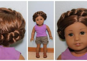 Cute and Easy Hairstyles for Your American Girl Doll Different Hairstyles for Cute American Girl Doll