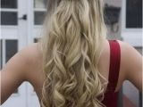 Cute and Easy Homecoming Hairstyles Cute Easy Prom Hairstyles