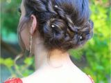Cute and Easy Homecoming Hairstyles Rope Twist Updo Home Ing Hairstyles
