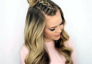 Cute and Very Easy Hairstyles 17 Best Ideas About Easy Hairstyles for School On