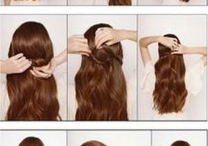 Cute and Very Easy Hairstyles Cute Fast and Easy Hairstyles