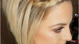 Cute Braided Hairstyles for Short Hair Pinterest Charming Braided Hairstyles for Short Hair ☆ See More