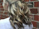 Cute Braided Hairstyles for Shoulder Length Hair 2016 Medium Length Half Updos