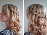 Cute Braided Hairstyles for Shoulder Length Hair Prom Hairstyles for Medium Length Hair Hair World Magazine