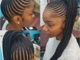 Cute Braided Hairstyles with Weave Incredible Cute Braided Hairstyles with Weave Ideas